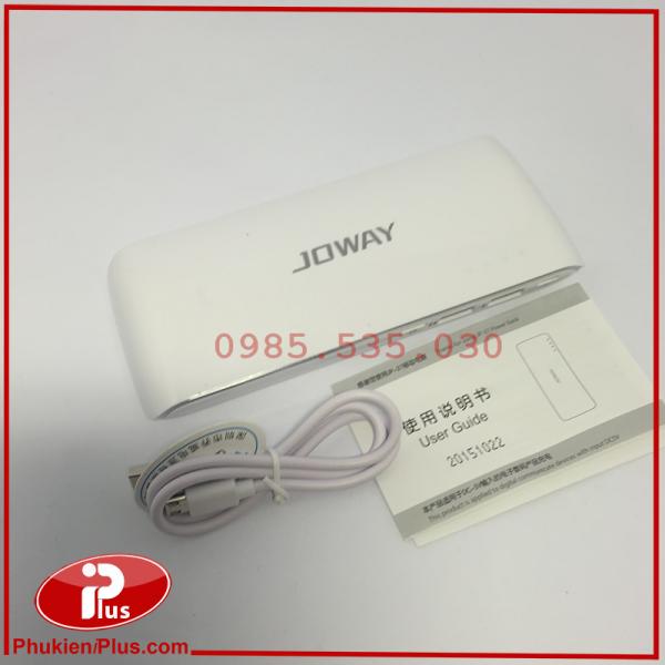 Pin sạc dự phòng Joway chính hãng