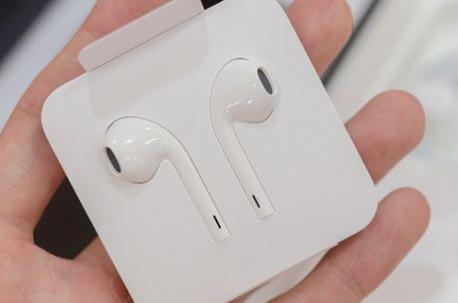 tai nghe iphone 7 chính hãng
