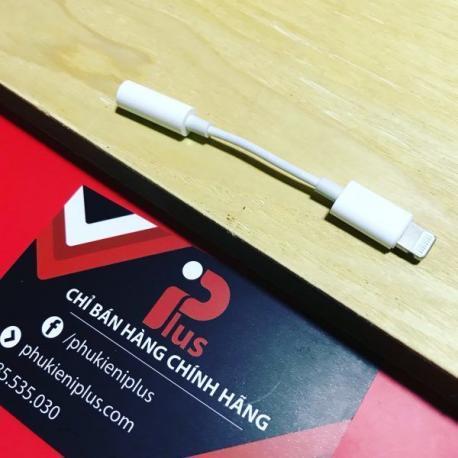 Adapter chuyển Lightning sang 3.5mm chính hãng