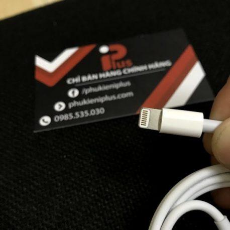 Mua cáp sạc iPhone giá rẻ có đảm bảo chất lượng không?