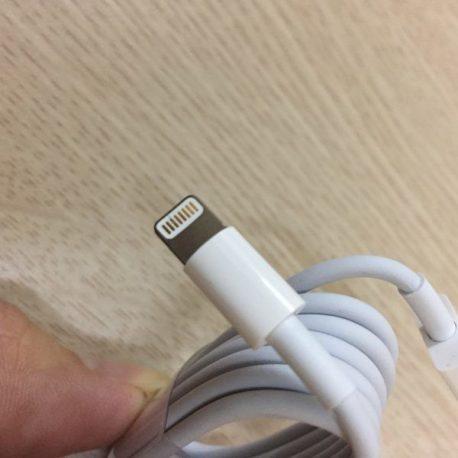 cáp sạc iPhone X chính hãng