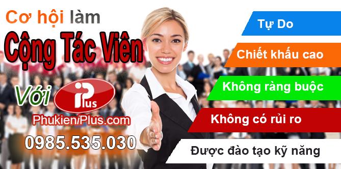Tuyển cộng tác viên kinh doanh online