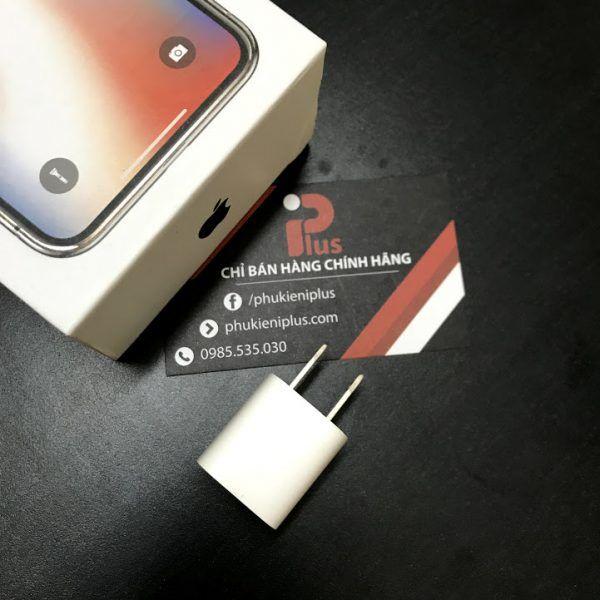 Củ sạc iPhone X chính hãng