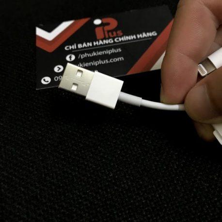 Cáp sạc iphone 7 Plus chính hãng