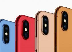 iPhone 2018 mới với đủ 6 màu