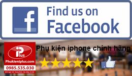 like page phụ kiện iphone chính hãng