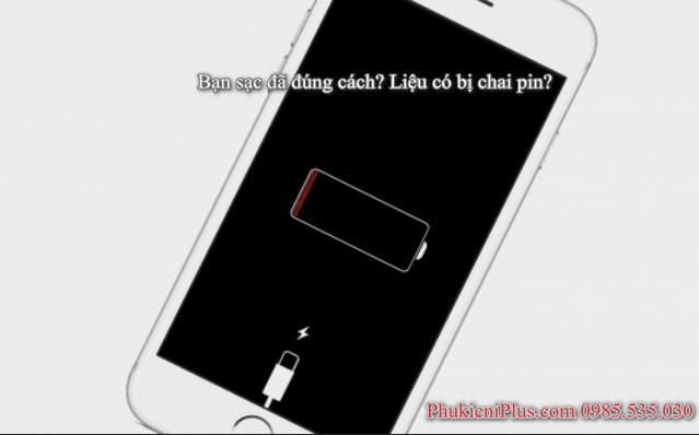 Sạc iPhone bị chậm ư? Có phải bạn sạc iPhone sai cách?