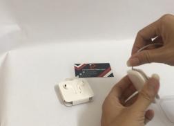 Hướng dẫn cách quấn tai nghe iphone 5 6 7 8 x vào hộp