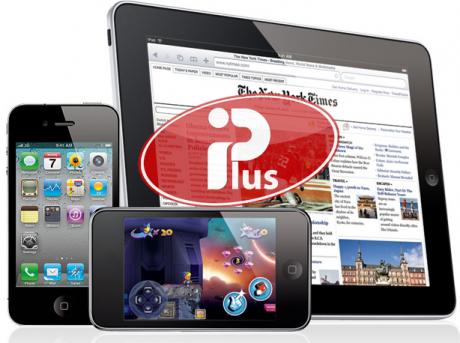 Cáp chuyển tai nghe iPhone dùng được cho iPad và iPod