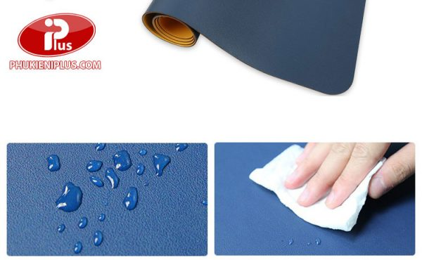 Miếng lót da bàn làm việc không thấm nước, không bám bẩn