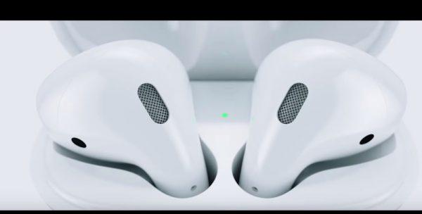 Lý do chính iPhone không còn headphone jack - Airpods